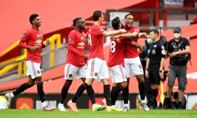 Man United 5 – 2 Bournemouth