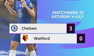 Chelsea 3-0 Watford Highlight Mp4 Download