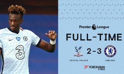VIDEO: Crystal Palace 2 – 3 Chelsea – Premier League Highlight 1