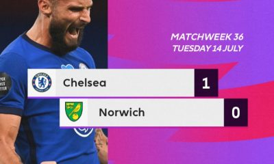 Chelsea 1-0 Norwich Highlight Mp4 Download
