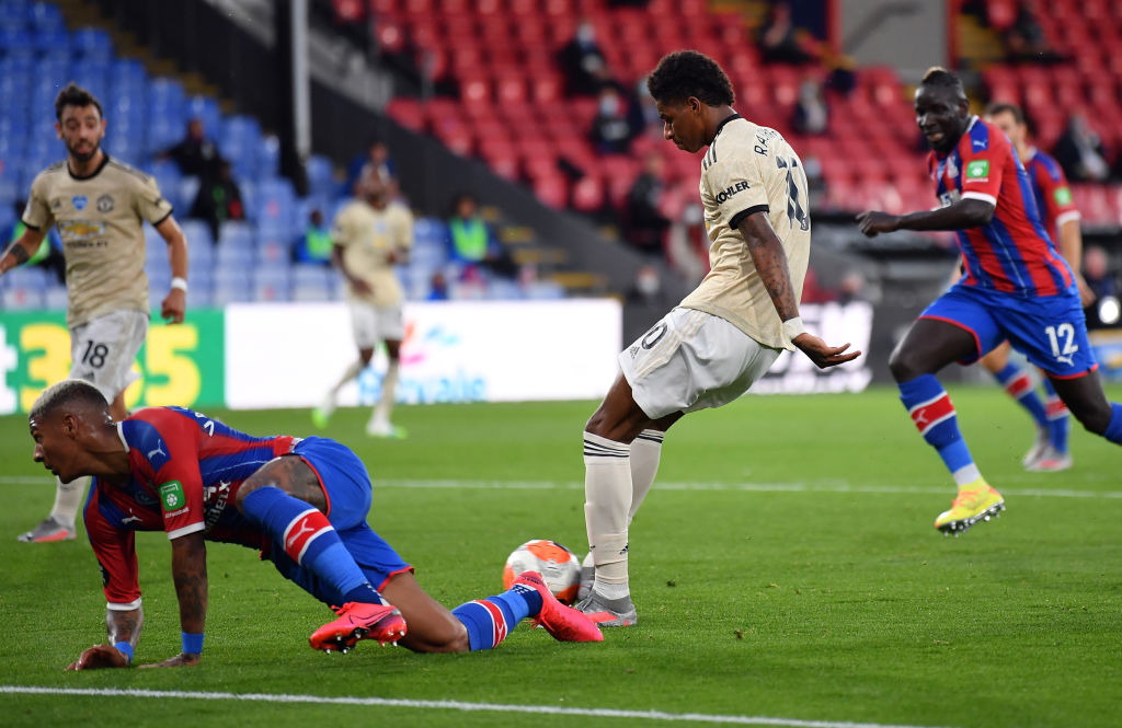 Crystal Palace 0-2 Man United Highlight Mp4 Download