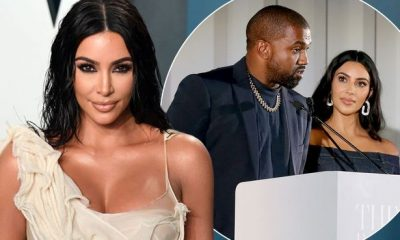 Kim Kardashian And Kanye West Reportedly Living Apart For A Year Now
