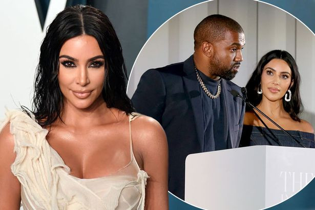 Kanye West Apologizes To Kim Kardashian After Calling Her Out On Twitter
