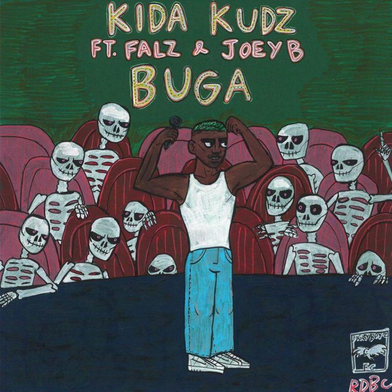 Kida Kudz Ft Falz, Joey B Buga Mp3 Download