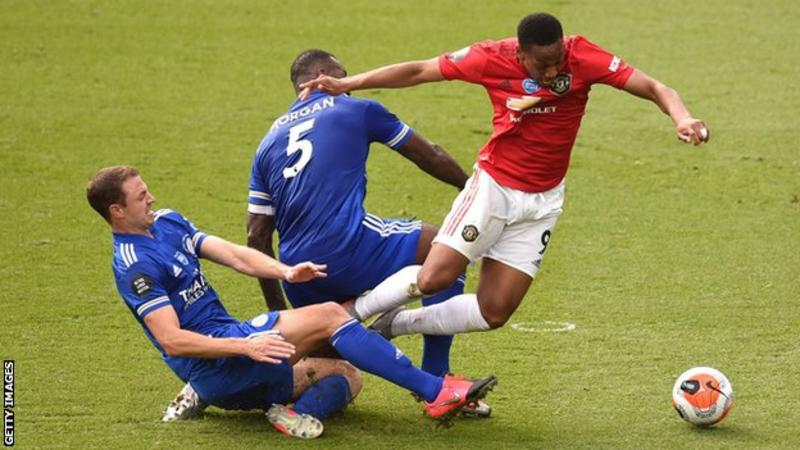 Leicester City 0-2 Man United Highlight Mp4 Download