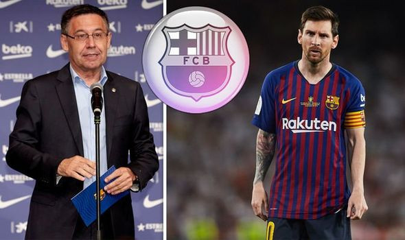 'Lionel Messi Will End His Working And Footballing Life At Barcelona' - Barça President Trashes His Exit Rumours