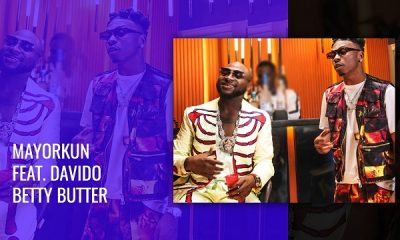 Mayorkun Ft Davido – Betty Butter Video Mp4 Download