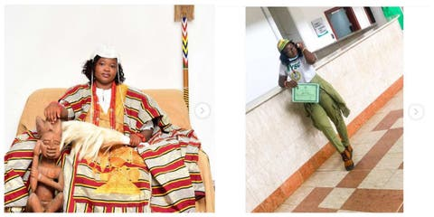 Meet The Oluboropa of Iboropa: First Seating Female Monarch To Attend NYSC