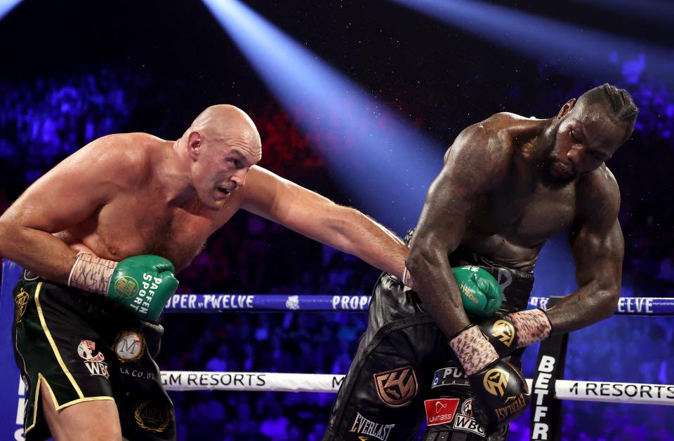 Tyson Fury vs Deontay Wilder III Set To Hold On December 19