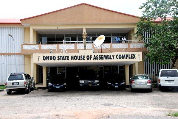 Ondo Assembly Suspends Deputy Speaker, One Lawmaker