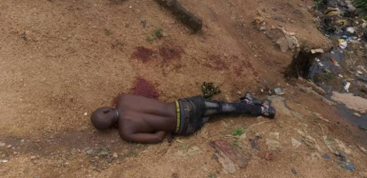'One Million Boys' Gang Leader, Ebila Shot Dead In Ibadan