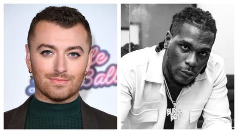 """Sam Smith Features Burna Boy In New Song """"My Oasis"""""""