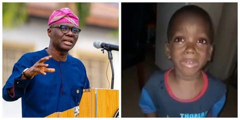 Governor Sanwo-Olu To Meet Boy Who Told His Mother To Calm Down In Viral Video 3