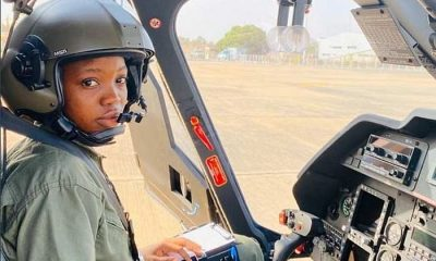 United States Reacts To Death Of Nigerian Combat Pilot, Tolulope Arotile