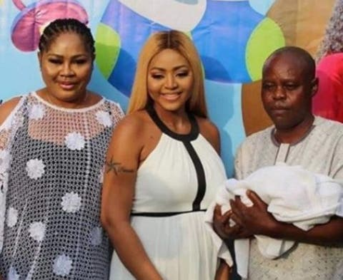 Regina Daniels' Father Reveals Why He Reconciled With Her Husband, Ned Nwoko