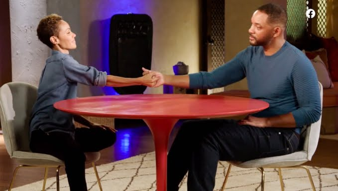 """Will Smith And Jada Pinkett-Smith Talk About August Alsina, Their Relationship During """"Red Table Talk"""" (Watch Video)"""