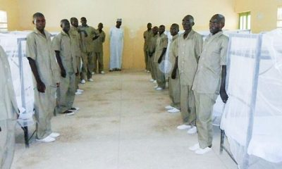 602 Repentant Boko Haram Pledges To Be Good Citizens