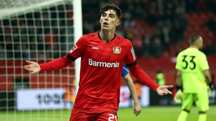 Kai Havertz Reveals The Club He Wants To Join