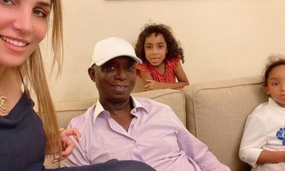 Ned Nwoko's Moroccan Wife Laila Shares New Photo, Internet Users React
