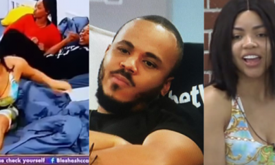 #BBNaija: Ozo Disagrees To Getting Married To Nengi (Video) 3
