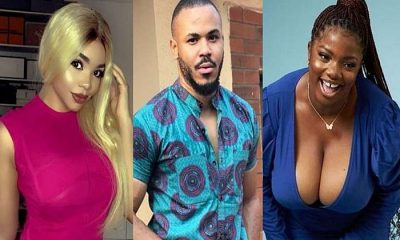 #BBNaija: Nengi's Heard Shattered As Ozo Names Dorathy As His Spec (Video)