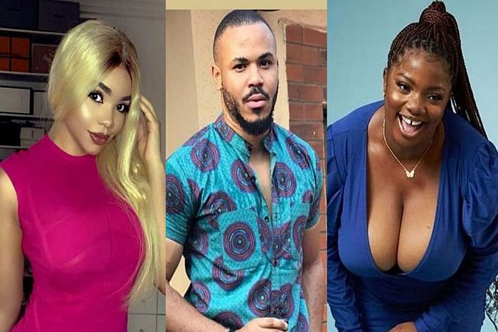 #BBNaija: Nengi's Heart Shattered As Ozo Names Dorathy As His Spec (Video)