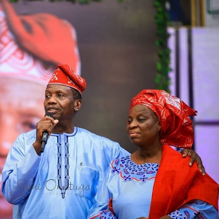My Wife Still Cooks For Me, Serves Me My Food – Pastor Adeboye