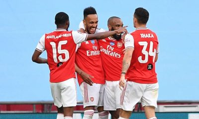 VIDEO: Arsenal 2-0 Man City – FA Cup Highlight