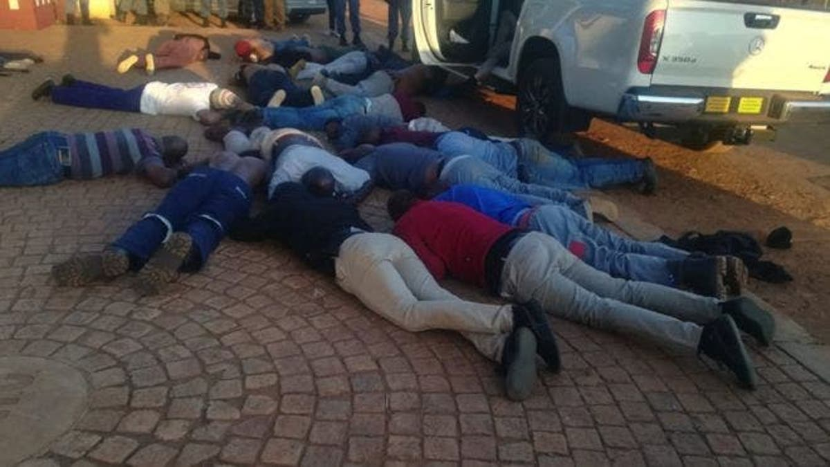 South African Mega Church Shooting Leaves Five DEAD