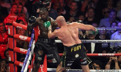 Tyson Fury vs Deontay Wilder III Set To Hold On December 19 1