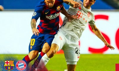 Barcelona 2-8 Bayern Munich Highlight MP4 Download