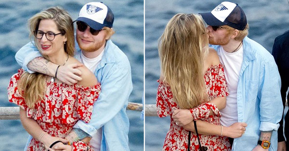 Singer, Ed Sheeran And Wife Are Expecting Their First Child