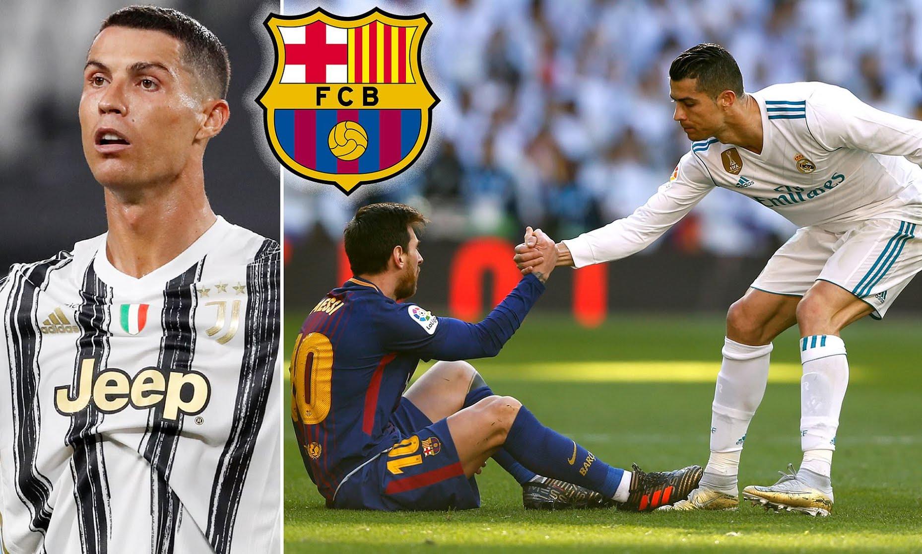 Juventus Offers Cristiano Ronaldo To Barcelona