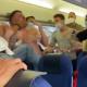 Fight Breaks Up On Board Flight After Two Passengers Refused Wearing Masks (Video)