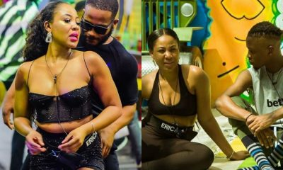 "#BBNaija: ""I'm Mentally Attracted To You And Physically Attracted To Kiddwaya – Erica Tells Laycon (Videos)"
