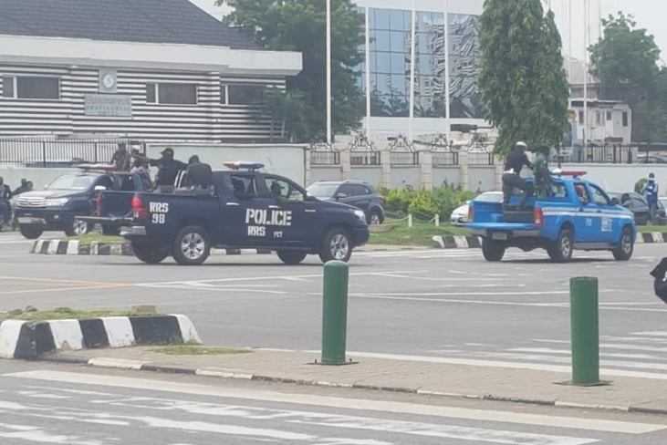 40 Protesters Arrested In Abuja