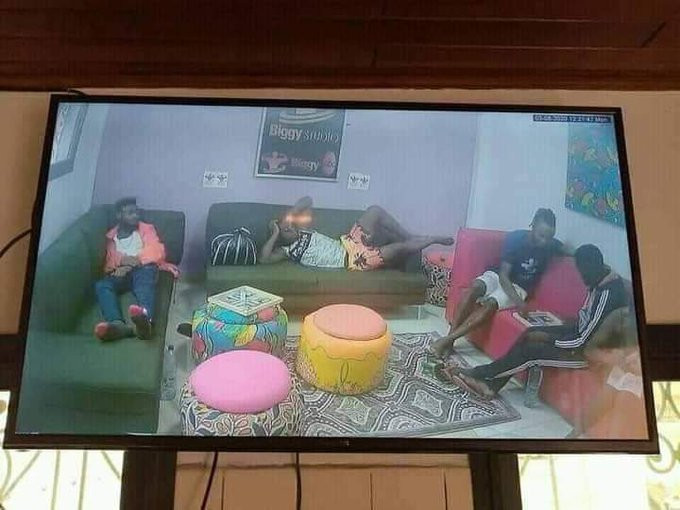 Nigerians Mock Cameroonians As Photos Of Big Brother Cameroon Surfaces Online (Photos)