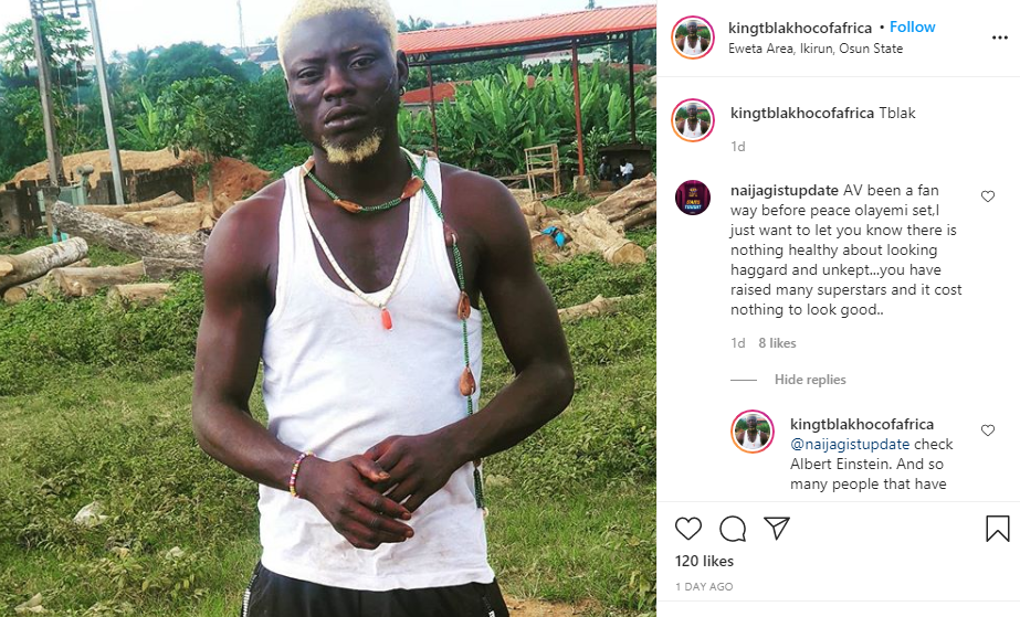 Nigerian P*rn Star, Kingtblakhoc Reveals Why He's Always Dirty 6
