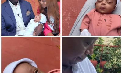 Regina Daniels And Ned Nwoko Finally Unveils Their Son's Face (Photos) 5