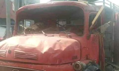 Governor Ikpeazu Orders Closure Of Bakasi Market Over Attack On Fire Service Vehicles