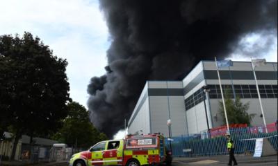 Heavy Fire Breaks Out In Birmingham (Photos) 15