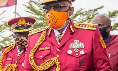 Ondo Governor, Akeredolu Inaugurates Amotekun (Photos)