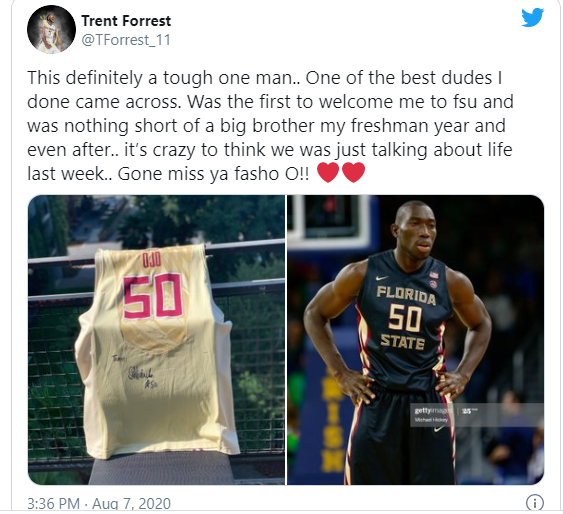 Nigerian Basketballer, Michael Ojo Dies At 27 After Suffering A Heart Attack