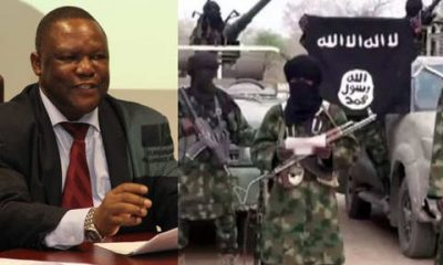 """A Northern Governor Is Boko Haram's Commander"" - Obadiah Mailafiya"