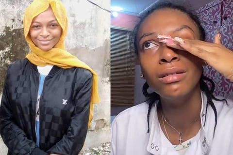 Adeherself Breaks Down In Tears Narrates Her Experience In EFCC Custody (Video)