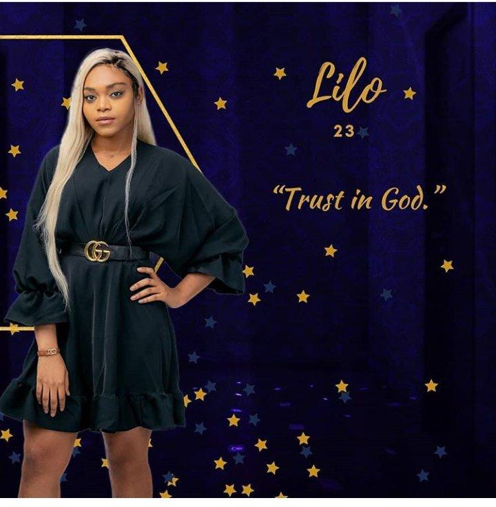 #BBNaija: Lilo Evicted From Big Brother Naija Season 5