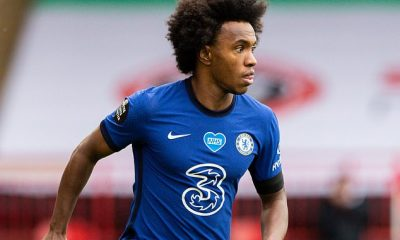 Willian Bids Farewell To Chelsea Fans With Emotional Letter
