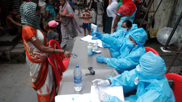 India Confirms 77,226 New Cases Of Coronavirus In 24 Hours