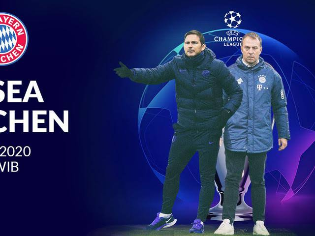 Live Stream: Bayern Munich vs Chelsea - Champions League