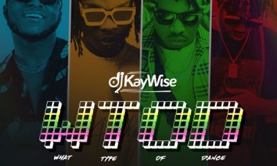 DJ Kaywise Ft Naira Marley, Mayorkun, Zlatan – What Type of Dance (WTOD)